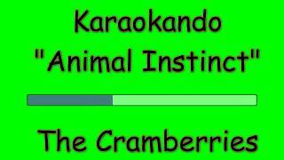Karaoke Internazionale - Animal Instinct ( the Cramberries )