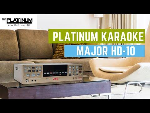 Platinum Karaoke - MAJOR HD 10