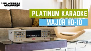 Platinum Karaoke - MAJOR HD 10