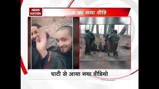 Watch: Hizbul commander  releases new video