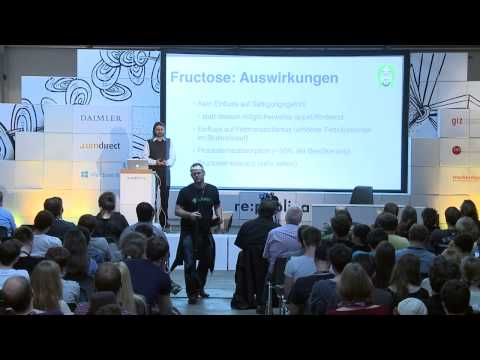 re:publica 2013 - Matthias Bauer: Richtig essen, richtig schlafen, und lasst die Mate weg: Besser Le on YouTube