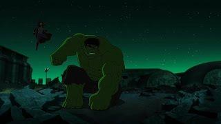 Марвел Халк: Где Обитают Монстры / Marvel's Hulk: Where Monsters Dwell
