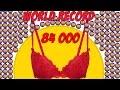 NEW WORLD RECORD 84 000 MASS AGARIO (MOST ADDICTIVE GAME - AGAR.IO) w/ Bodil40 and Sly