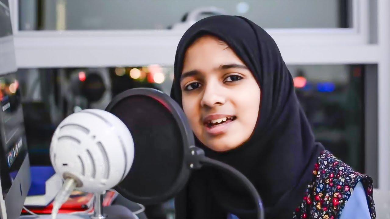 Ya Nabi Salaam Alaika - Ayisha Abdul Basith - YouTube