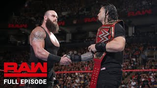 WWE Raw Full Episode, 27 August 2018