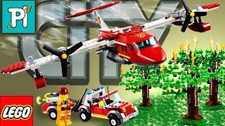 Как построить лего самолет / Лего пожарный самолет / Конструктор лего пожарная машина(Всем привет! Не даром говорится - спички детям, не игрушка. Потому что они могут вызвать пожар, да такой силы,..., 2016-06-08T06:38:06.000Z)