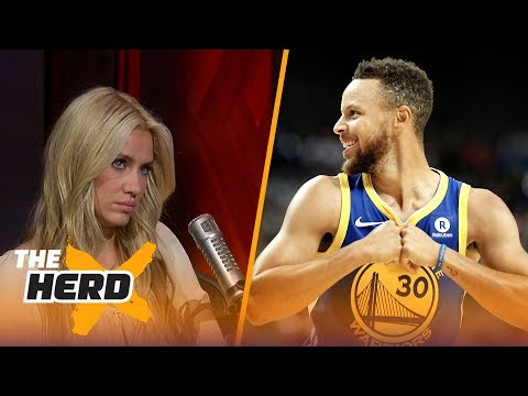 Steph Curry believes he is 'the best version of himself' - Kristine and Colin react | THE HERD