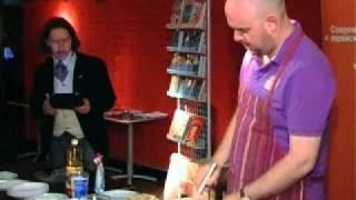 Эшколь: Литературно-кулинарное шоу «Рисовый кугель»