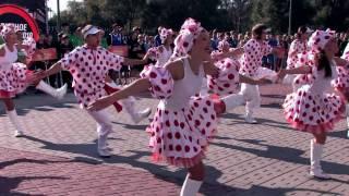 танцевальная группа 'Тодес'