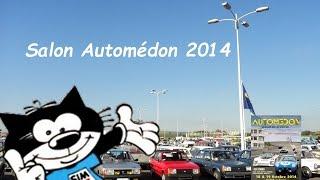 Passion Horizon TV - Le Parking collection du salon Automédon 2014