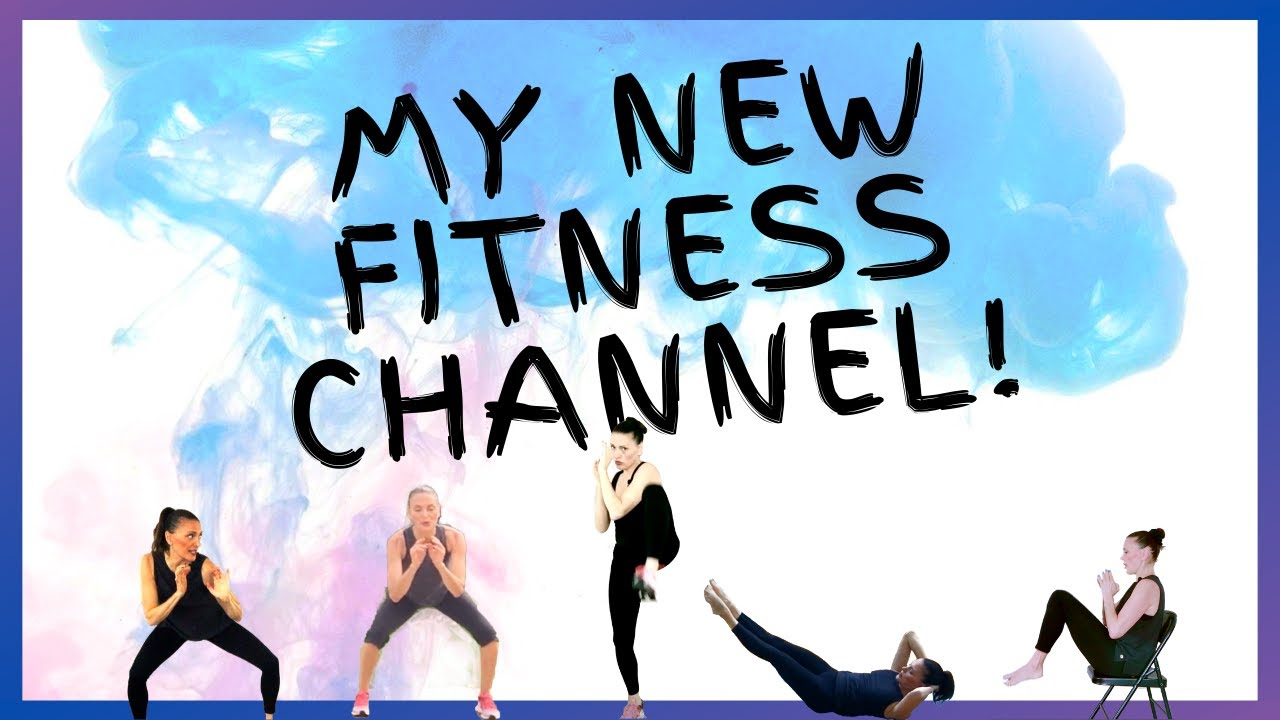 MY new FITNESS channel on youtube 🏋 EXCITING NEWS coming from Body Illumination🔥 Channel Update