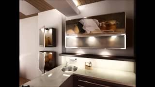 Кухни с фото - фасадами(Если Вам нравиться, как выглядят фотопечать на мебели, то Вы можете посмотреть и заказать такую мебель в..., 2012-12-04T15:05:53.000Z)
