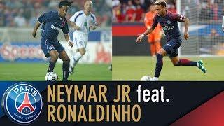 NEYMAR JR feat. RONALDINHO