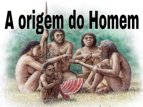 Ciências - A Origem do Homem (Antropologia) - Atencão para os esclarecimentos abaixo.