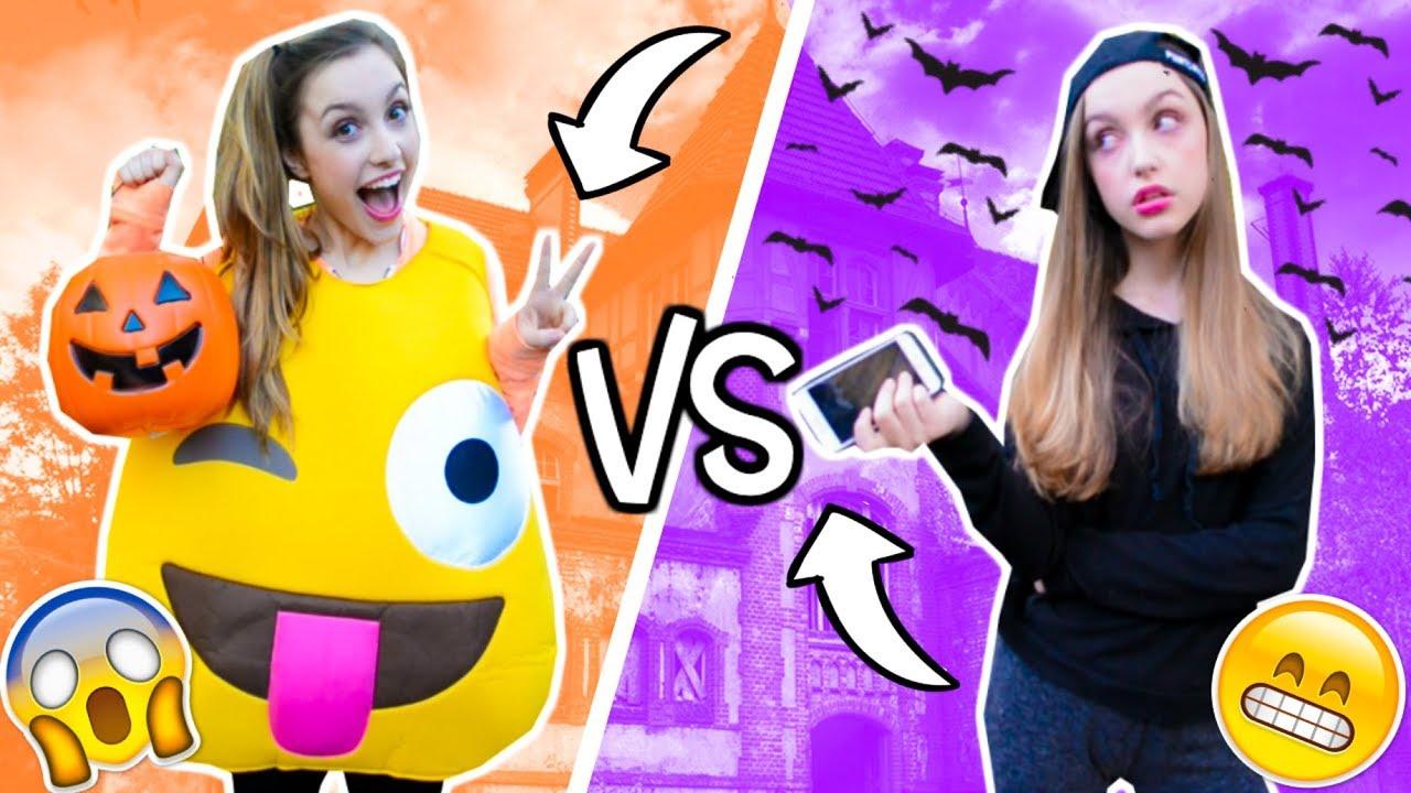 Tween You Vs Teen You Halloween