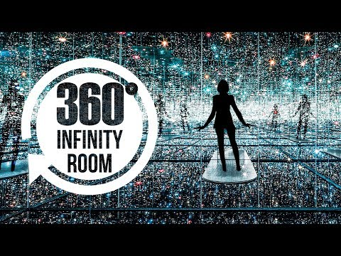 Infinity Mirrored Room in 360° | Best Places in Los Angeles