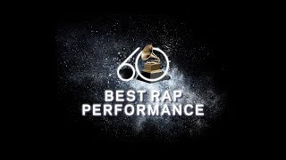 Best Rap Performance Nominees | 2018 GRAMMYs