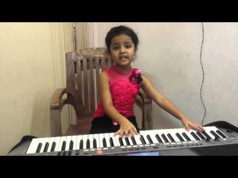 Ajeeb Dastan Hai Yeh by Gifted Wonder Girl Ayat (Cover)