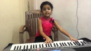 Ajeeb Dastan Hai Yeh by Gifted Wonder Girl Ayat (Cover)