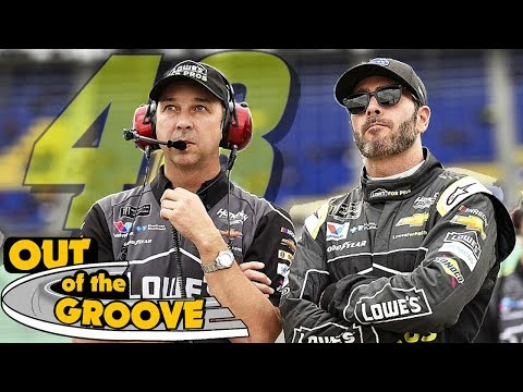 Jimmie Johnson & Chad Knaus SPLITTING UP after 2018