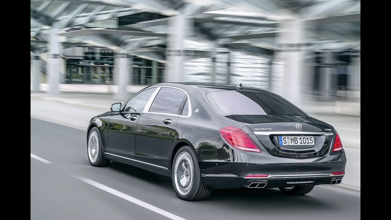 Mercedes Maybach S500 S600 La Auto Show 2014 Youtube