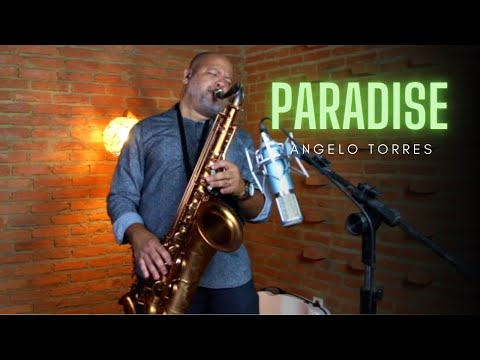 Paradise (Phill Collins) Sax Angelo Torres - AT Romantic CLASS #28