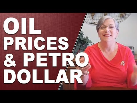 Oil Prices and The Petro Dollar  Flash in 5 with Lynette Zang