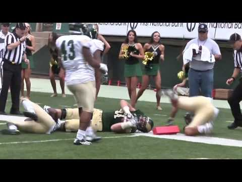 Lineman Ty Sambrailo almost scores CSU TD against Cal Poly