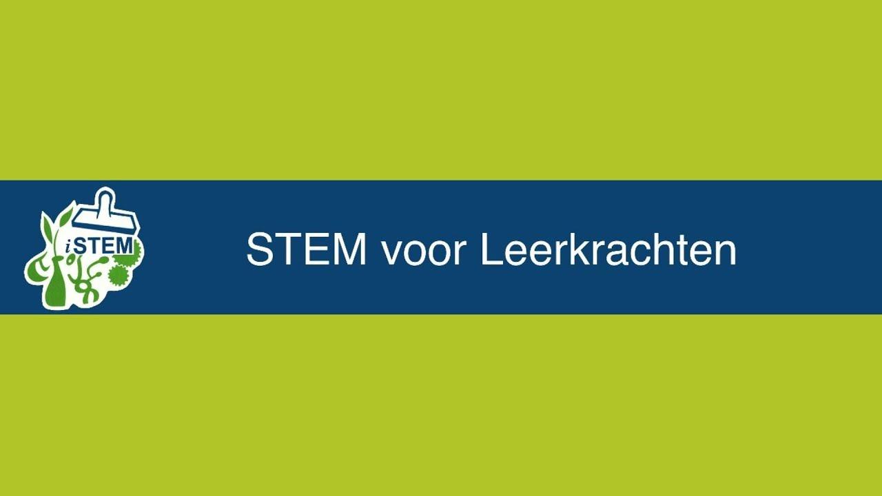 STEM voor Leerkrachten - Studienamiddag 24.05.2017