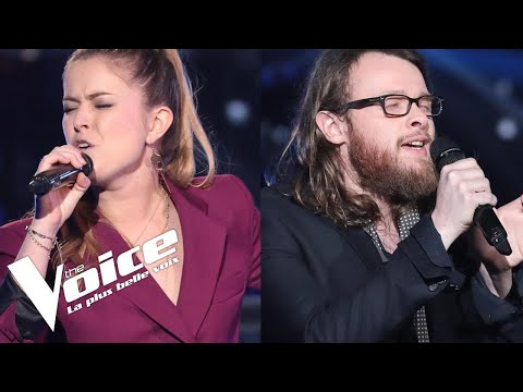 Harry Styles (Sign of the times) | Queen Clairie vs Guillaume | The Voice France 2018 | Duels