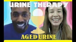 URINE THERAPY⚡🍷⚡AGED URINE TALK