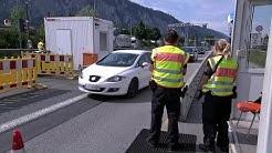 Das Asyl-Dilemma an der deutsch-österreichischen Grenze: Grenzkontrollen in Bayern