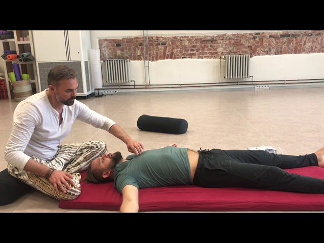 BBTRS breathwork demo session THORAX and HEART