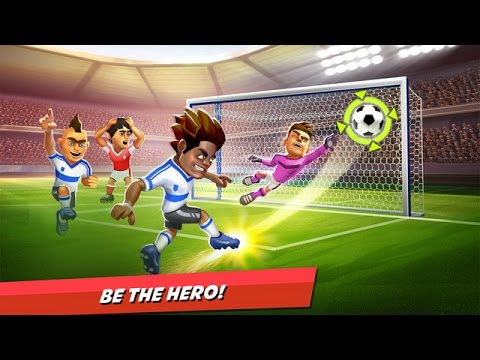 BOOM BOOM SOCCER Android / iOS Gameplay Trailer