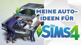 Autos in Die Sims 4 - meine Ideen und Gedanken! | sims-blog.de