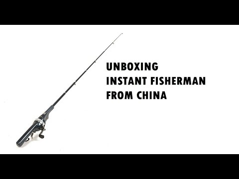 UNBOXING INSTANT FISHERMAN KW