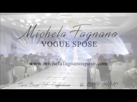 65b046d07a05 Michela Fagnano- atelier spose - YouTube