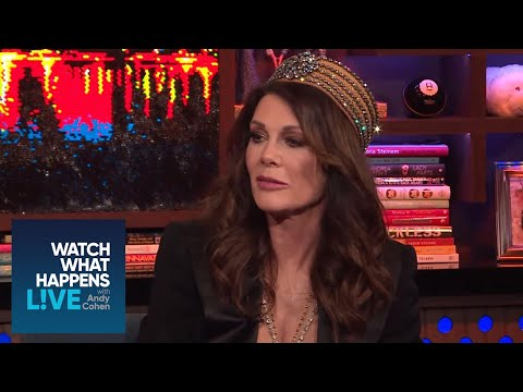 Lisa Vanderpump Dishes on Her Fallout with Kyle Richards  WWHL  RHOBH
