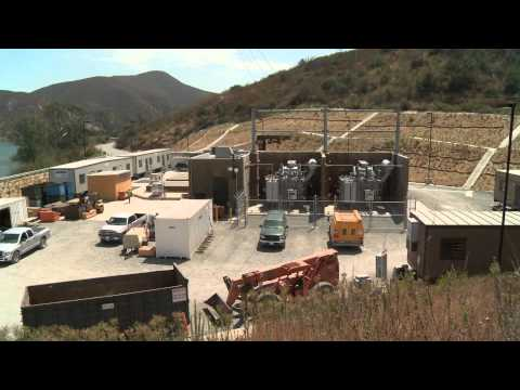 Olivenhein-Lake Hodges Pump Station - NECA/IBEW Team
