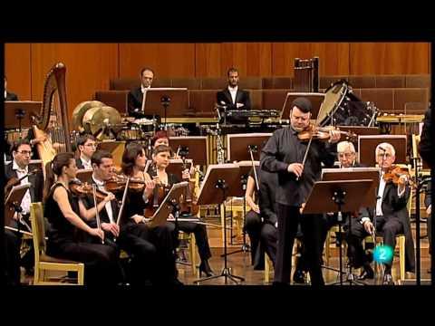 Leonard Bernstein - Serenade (Gluzman - OSRTVE - Kalmar)