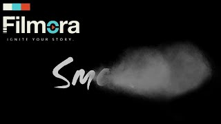 WONDERSHARE FILMORA | HOW TO MAKE | SMOKE TEXT | EFFECT | TUTORIAL [HINDI] BHUPESH SODHA