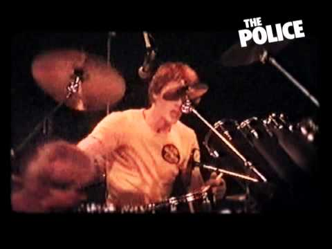 The Police  Deathwish live   HD