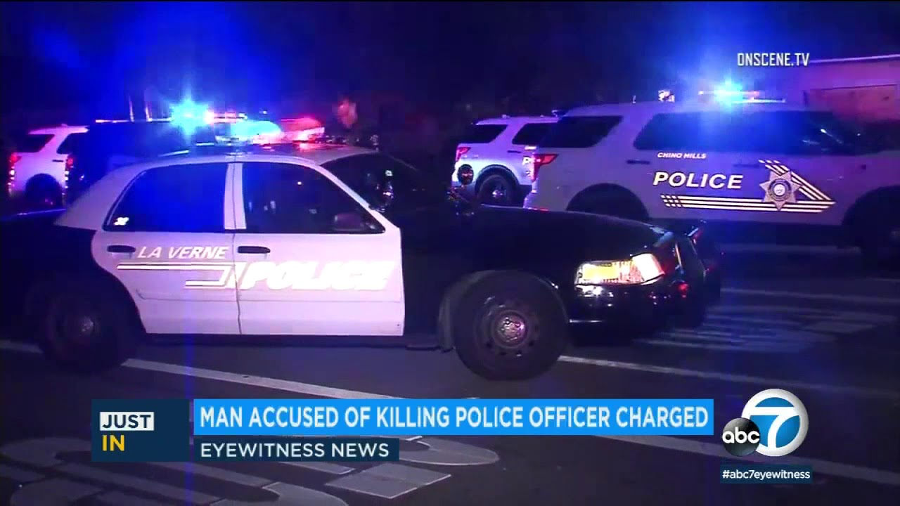 Pomona officer shooting: Suspect formally charged with capital murder I ABC7