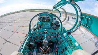 Окраска внутренних поверхностей кабин истребителей МиГ