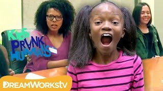 Fake Focus Group Prank | KIDS PRANK HUMANS