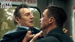The Commuter release clip & trailer compilation (2018)