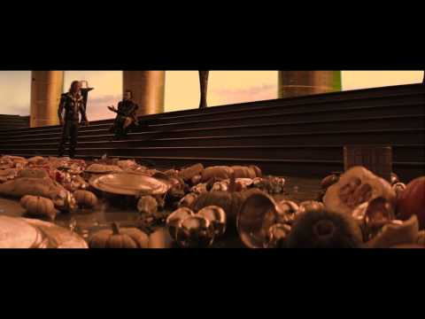 Thor - Thor, Loki, Sif & the Warriors Three extended scene