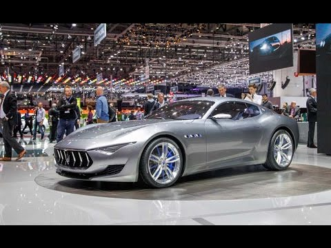 2016 Maserati Granturismo Review Official !! - YouTube