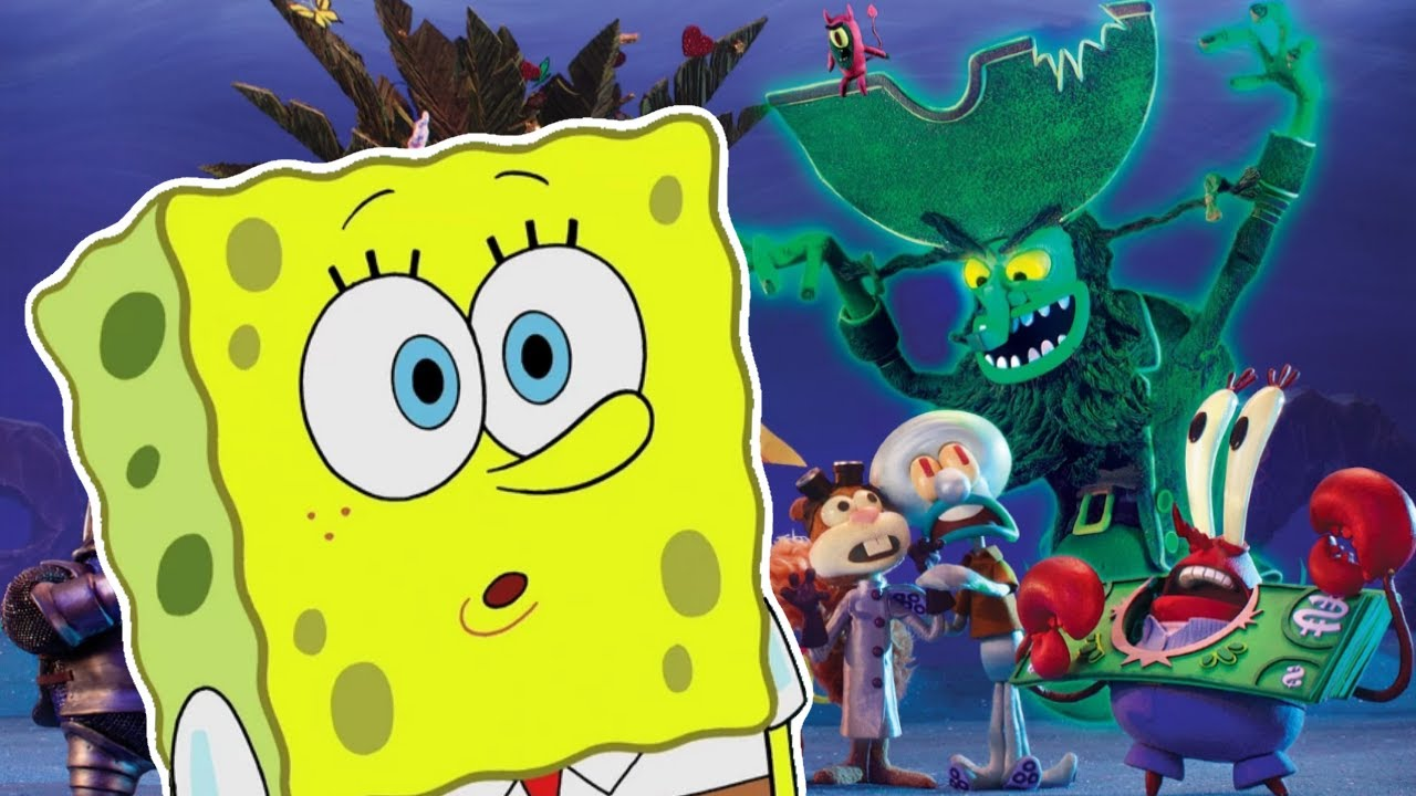 Spongebob's AMAZING Upcoming Halloween Special - YouTube