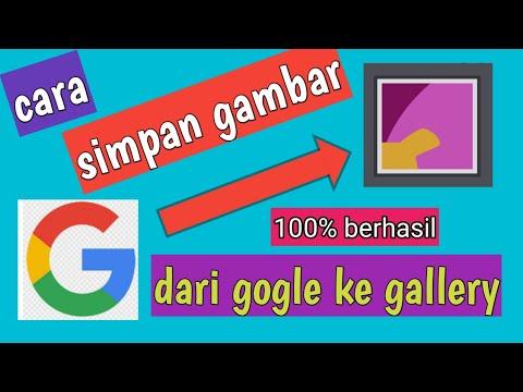 Cara Download Gambar Dari Google Disimpan Ke Galeri Youtube